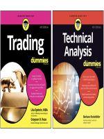 Bộ Sách Trading for dummies 4th và Technical Analysis for dummies 4th